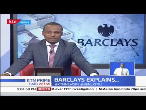 Barclays bank explains what happened minutes before DCI officers arrested three people at the bank