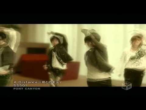 SS501 - Distance ~ 君とのキョリ (Kimi to no Kyori) MV [HD]