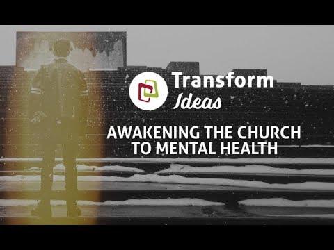 Awakening the Church to Mental Health - Cherie Monge