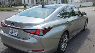 Видеообзор Lexus ES 2018 // Automailru