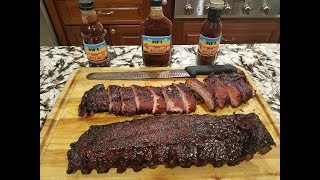 BABY BACK RIBS | BARREL HOUSE COOKER | BHC 14D | PIF'S CHERRY HABANERO