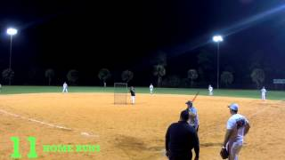 Over 25 Home Runs in One Softball Game!