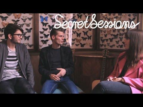 Hudson Taylor - EXCLUSIVE Interview - Secret Sessions