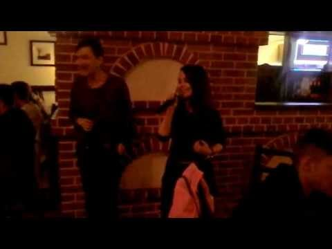 Bogdan & Iohana - Skinny love @ Karaoke Insieme Galleria Buzau