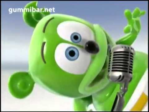 Мишка гуммибер