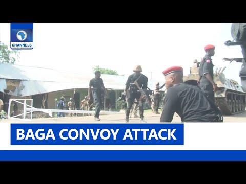 Borno Governor's Convoy Attacked In Baga, Religious Leaders Preach Peach For The Nation