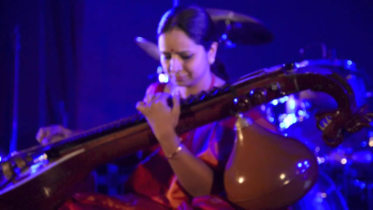 Jayanthi Kumaresh at IndiEarth Exchange 2013