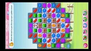 Level 284 candy crush saga game play