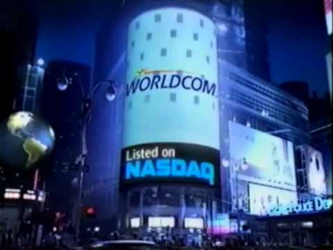 Nasdaq ad Post-9/11 (late 2001)