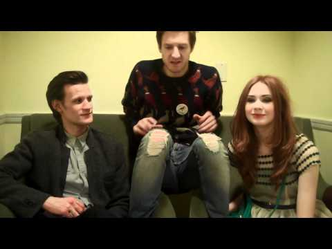 "Exclusive: Interview with ""Doctor Who"" Cast at NYC Signing, 4/8/11"