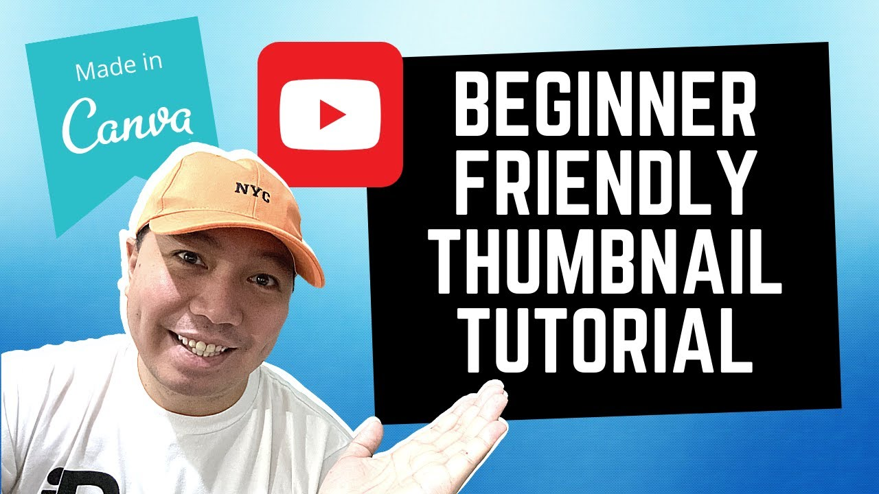 How to make Youtube Thumbnail using Android, iPhone, or ...