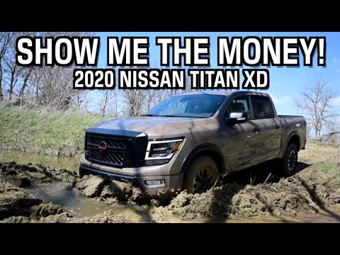 Off-Road And Towing Demos: 2020 Nissan Titan XD And Titan On Everyman Driver