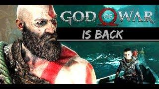 Обзор God of War 4 [Без спойлеров] - Легендарное возвращение Кратоса