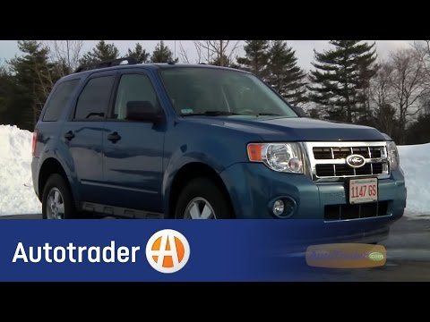2008-2010 Ford Escape - SUV | Used Car Review | AutoTrader