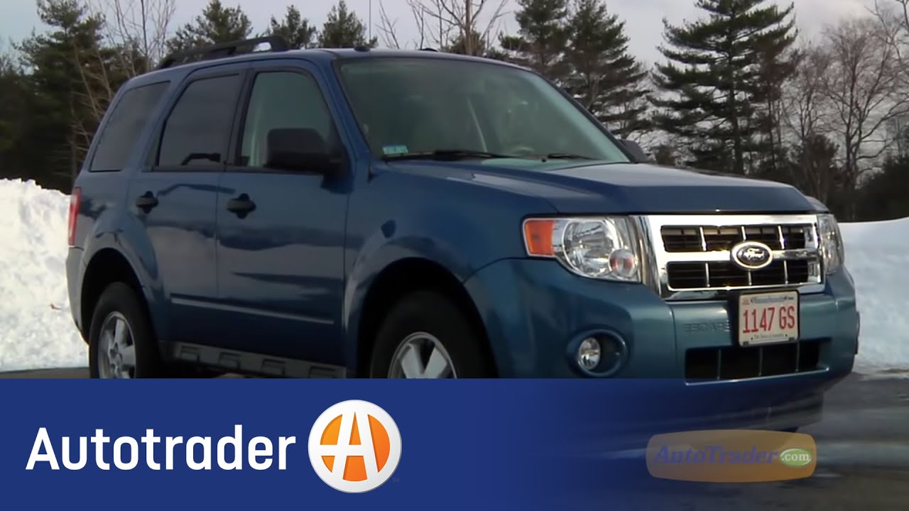 2008 2010 Ford Escape Suv Used Car Review Autotrader