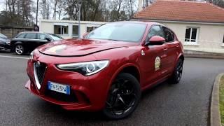 Év Autója 2018: Alfa Romeo Stelvio - 510 lótól cserepes lesz a szád