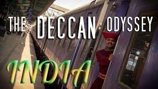 The Deccan Odyssey luxury train, Maharashtra - a Royal Indian Rail experience