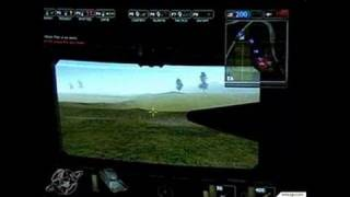 Battlefield 1942 PC Games Gameplay - Bocage: Cross country