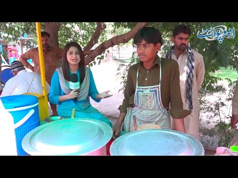 صرف 20 روپے میں کھانا فراہم کرنے والا لاہور کا فوڈ اسٹال