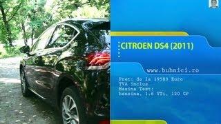 Citroen DS4 1.6 VTi (www.buhnici.ro)