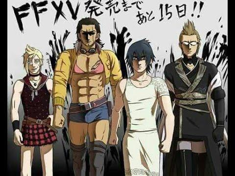 Final Fantasy Xv Adamantoise Vs Ring Of Lucii 180 ・