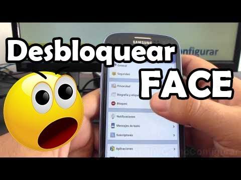 Como Desbloquear A Una Persona Del Facebook Android Samsung Galaxy S3 Español