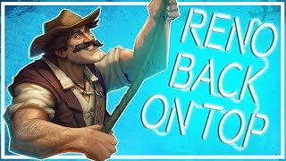 Reno Jackson is back at the top of Wild with a number of decks maki...