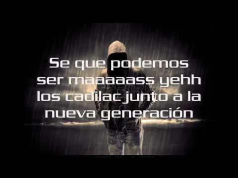Aran One Ft Los Cadillacs   Podemos Ser Mas (Lyrics)