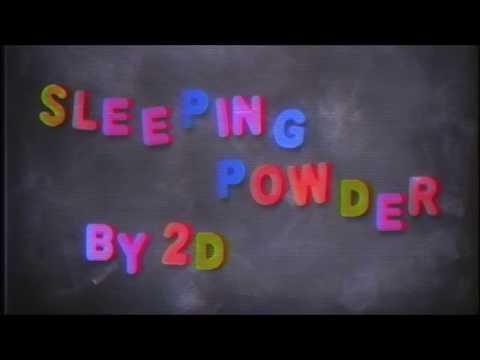 Gorillaz - Sleeping Powder (Lyrics Eng - Esp)