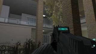 """Bonus Mission 1 - Clinic in PC game """"FEAR:Perseus Mandate"""""""