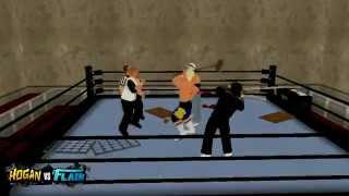 HVF Empty Arena 5: Team 3rd Dimension vs Scotty 2 Bobby (Dimensionville Street Fight)