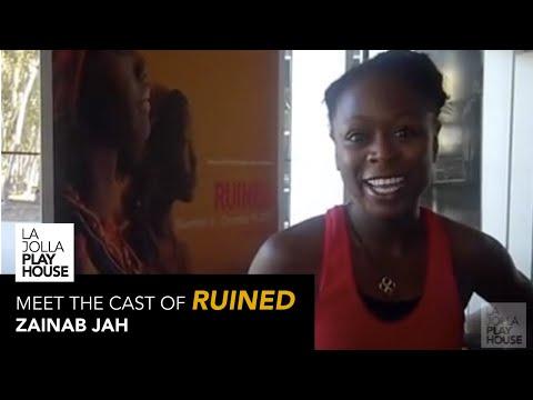 Meet The Cast of RUINED: Zainab Jah