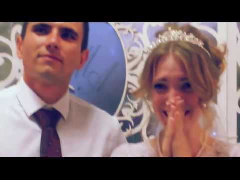 ОЧЕНЬ КРУТО Поздравила подругу в день свадьбы | РЕП поздравление для невесты - Ржачные видео приколы