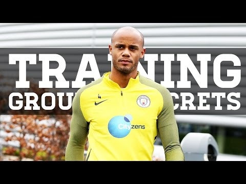 VINCENT KOMPANY'S TRAINING GROUND SECRETS!