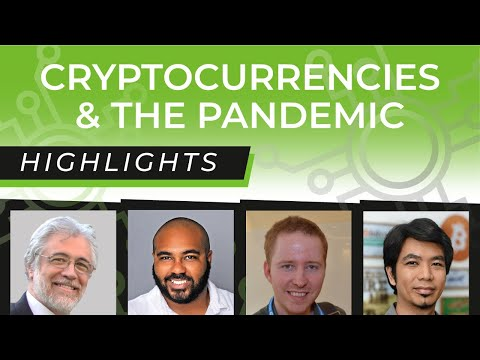 Cryptocurrencies & the Pandemic – The Highlights