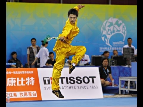 Sport of Wushu - Traditional and Competitive disciplines. all the rich history!