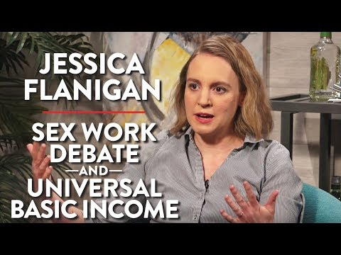 The Sex Work Debate and Universal Basic Income (Jessica Flan