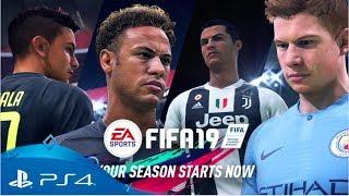 FIFA 19 | Демоверсия | PS4