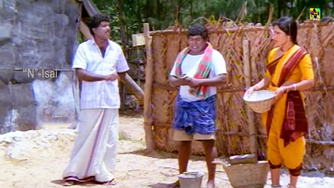 கவுண்டமணி செந்தில் வெடி போல் அடி வாங்கி சிரிக்க வைத்த காட்சிகள் Goundamani Senthil dharma adi comedy