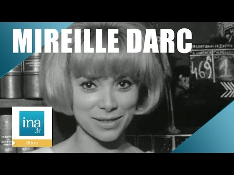 Mireille Darc is beautiful | Archive INA
