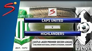 Battle Of The Cities: CAPS United vs Highlanders