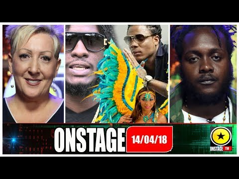 Reverend Wildish, Samory I, Aidonia, Masicka - Onstage April 14, 2018 (FULL SHOW)
