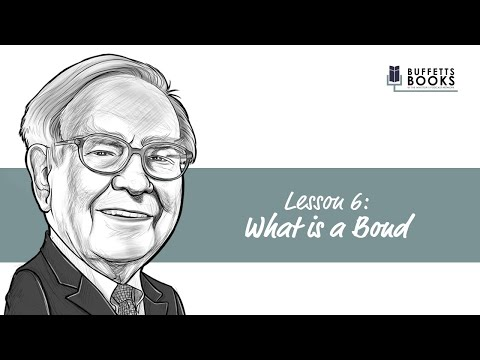 6. What is a Bond