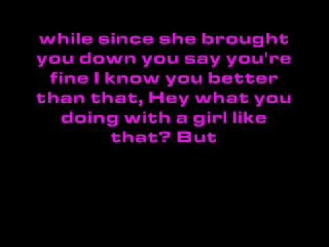Taylor Swift-You Belong Witn Me - Lyrics