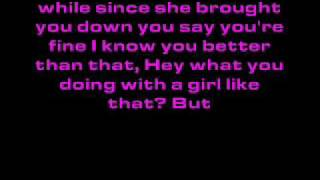 Taylor Swift-You Belong Witn Me - Lyrics