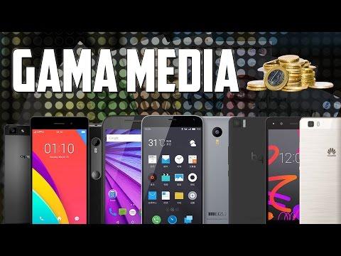 Los mejores Android por menos de 250 €