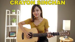 CRAYON SINCHAN OPENING (COVER BY SASA TASIA)