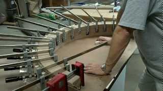 Pedestal Extension Table Part 6
