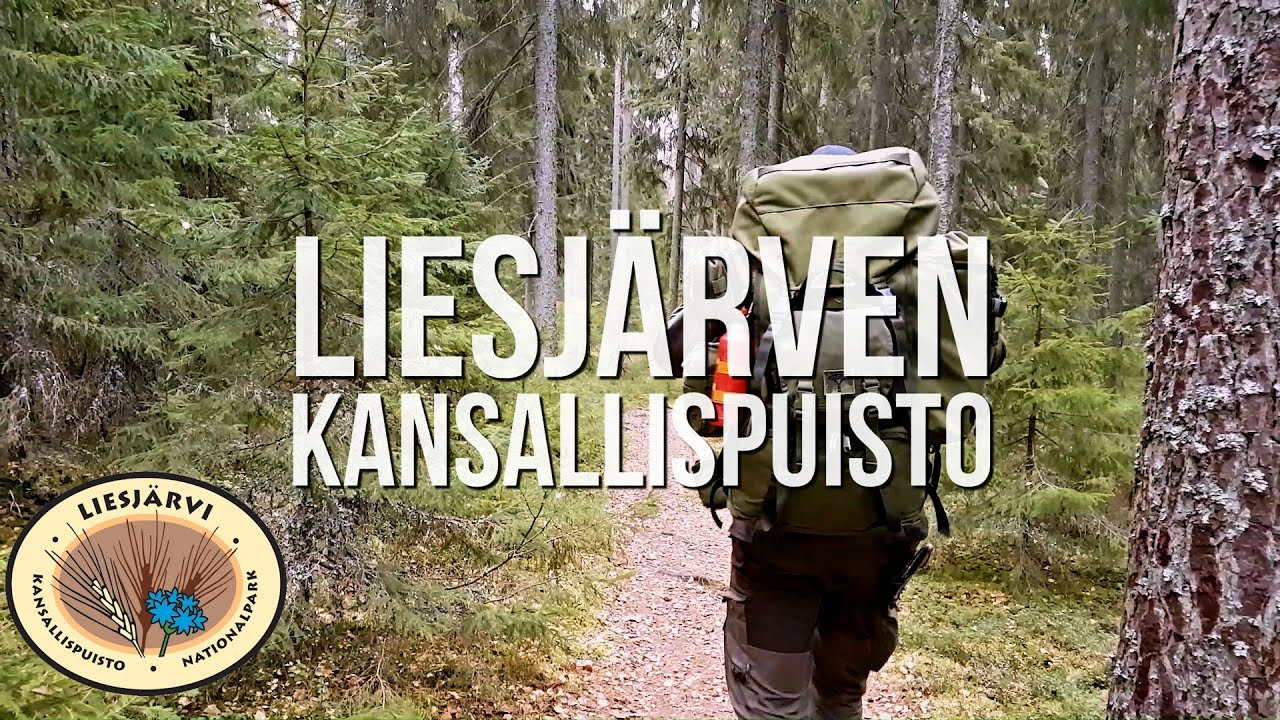 Liesjärvi Kansallispuisto