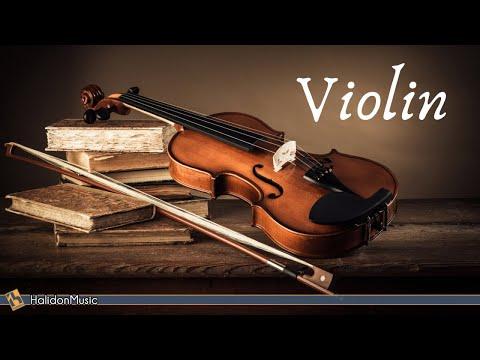 Classical Music - Violin (Vivaldi, Mozart, Tchaikovsky...)